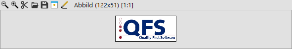Check Abbild 'default' Aufnahme eines Image Objekts