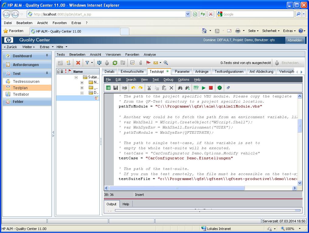 VAPI-XP-TEST script                 content